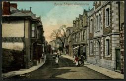 Cross Street Camborne c 1914