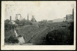 Dolcoath Mine c 1904