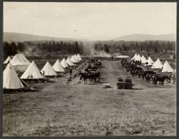 Valcartier training camp