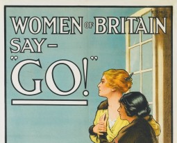 Women of Britain say go cropped