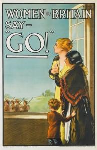 Women of Britain say go