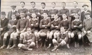 Redruth Rugby Team 1913-14