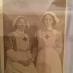 Lillie Uren (left)