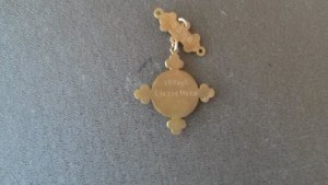Lillie Uren St John's Ambulance Medal