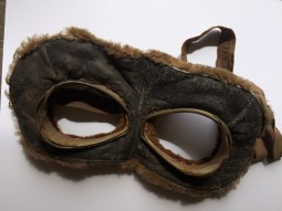Goggles F W Wetherill