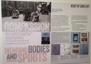 Mending bodies and spirits