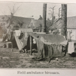 Field Ambulance bivouacs
