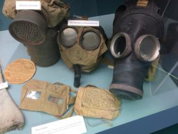 WW1 gas masks