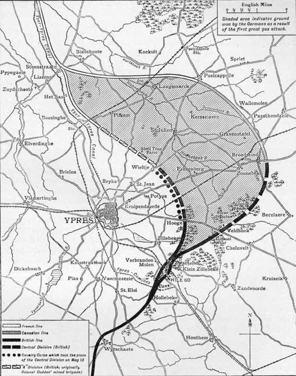 Gravenstafel map